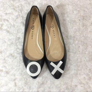 Katy Perry (The Harra) X and O Flats